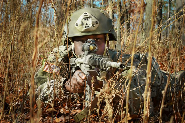 Army Develops Wool-Blend, Flame-Resistant Uniform